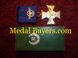 Green cased 18 year customs award price