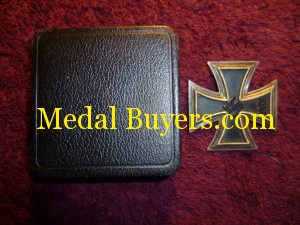 cased iron cross ww2 L11 valuation
