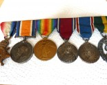 Pictures of medals