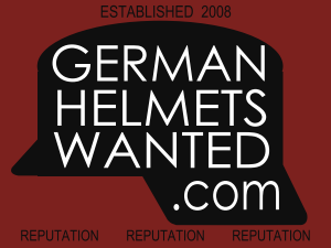 Original German helmet dealers