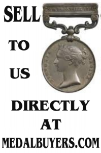 specialist medal auctioneers