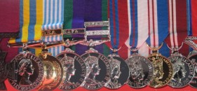 Modern Medal Groups Wanted
