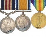 Lady Australian Medical  Military Medal WW1