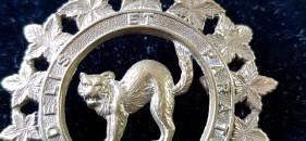 Canadian Cap Badges sought for collectors