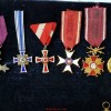 Foreign Order and Decorations