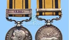 Zulu Medals Sought. South Africa Medal Wanted
