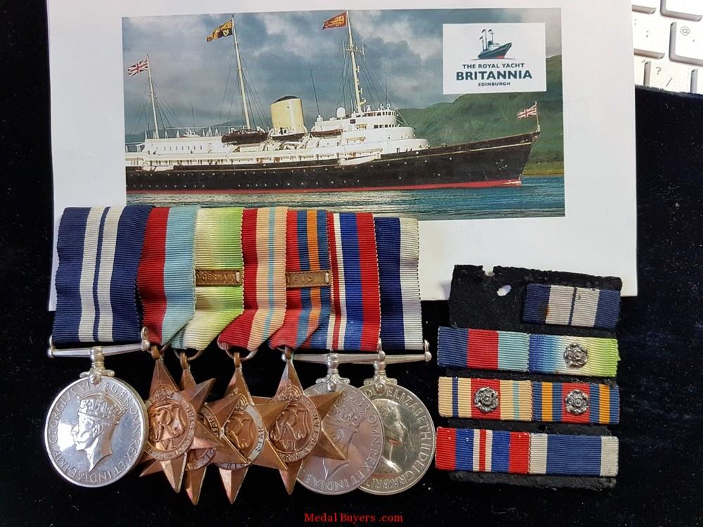 Distinguished Medal Group