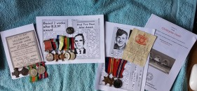 RARE Merchant Navy BEM and SWB to Russian with Family Medals