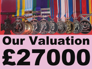 Google medal valuers uk