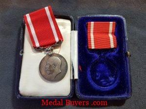 Sea Gallantry Medal