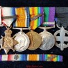 Newly bought Great War Gallantry Medal Group