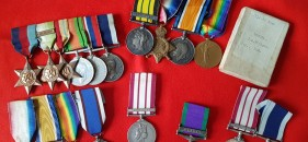 Royal Navy Medal Collection