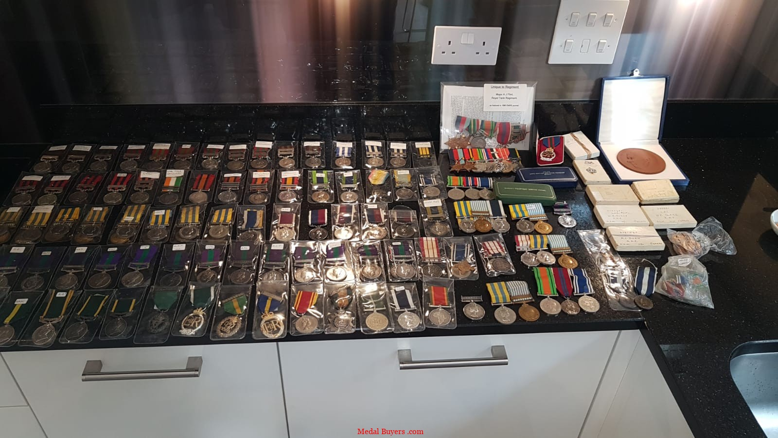 medal collection for sale