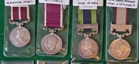 Superb Collection of Medals bought April 2021